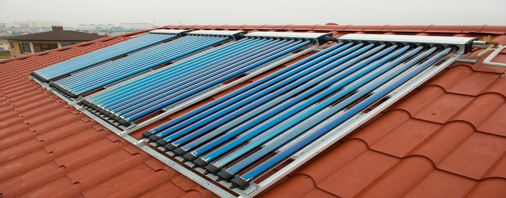 [:bg]Вакуумни колектори за топла вода [:en]Vacuum solar thermal collectors