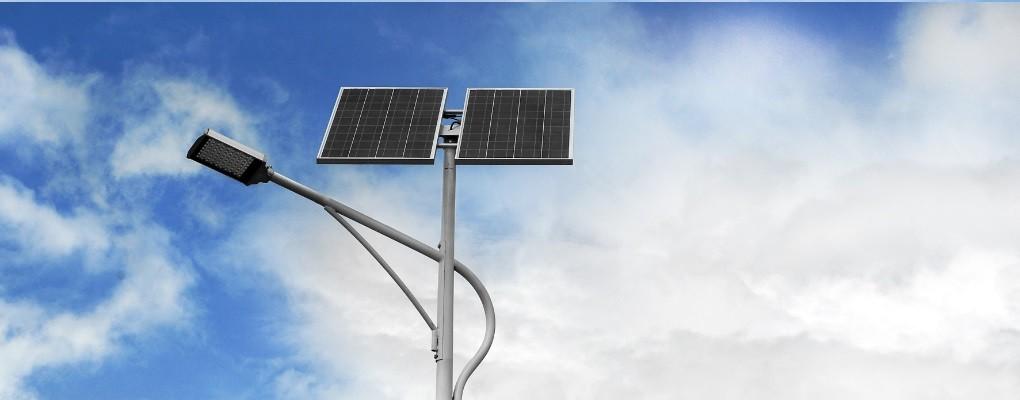 [:bg]Соларно улично осветление [:en]Solar street light