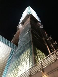Taipei 101 - 508 m